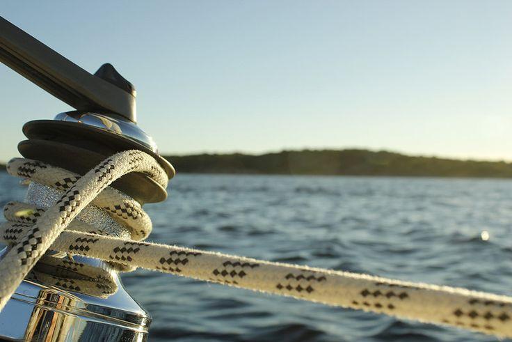 Segling Saling Sweden West Coast Archipelago Gothenburg Göteborg