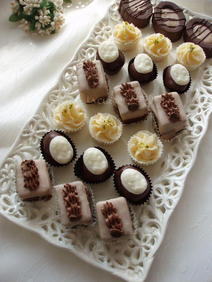 Malo slatke inspiracije za predstojeće praznike - kolačići sa puuuno čokolade i finog fila od kafe (e, da... ima tu i malo ruma i liker...