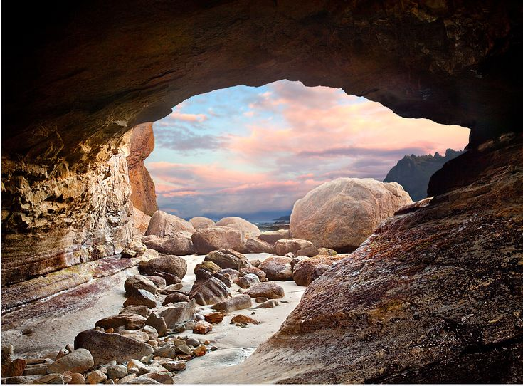 Devil's Punchbowl, Otter Rock, Oregon (fun place for tide pooling)