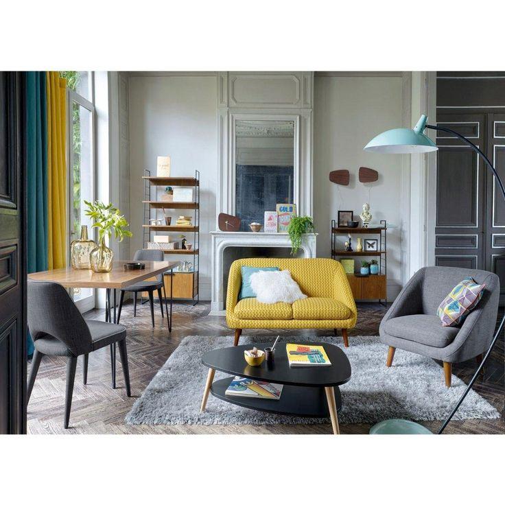 17 meilleures images a propos de deco sejour living for Canapé 3 places pour decoration du sejour