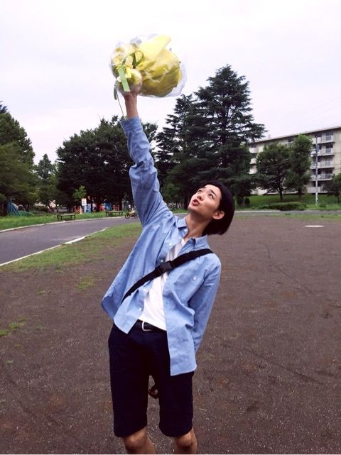 Ryo Ryusei, finished filming a movie which will be released in 2016.