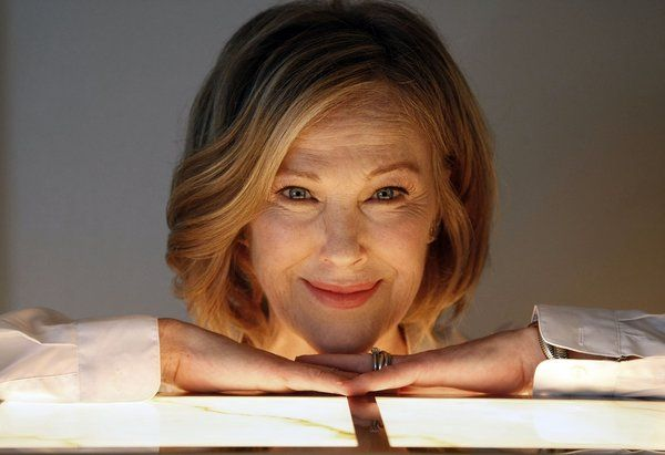 Catherine O'Hara is 60 today.