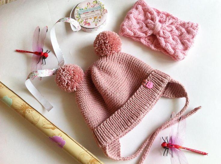 Шапочка шикарного ,нежного цвета с двумя помпонами🐻Связана из полушерсти для маленького ангелочка👼Повторю в любом цвете👌#Knitting_am#рукоделие#вязание#вязаныешапки#шапки#вязаныйчепчик#малыш#люблювязать#вязание#модныеаксессуары#мода#зима2017#подарок#ямама#мамочка#дети#девочки#принцесса#лапулька#солнышко#малышка#маминстаграм#инстадети#фотосессия#фотограф#лучшеефото#молодаямама#russia