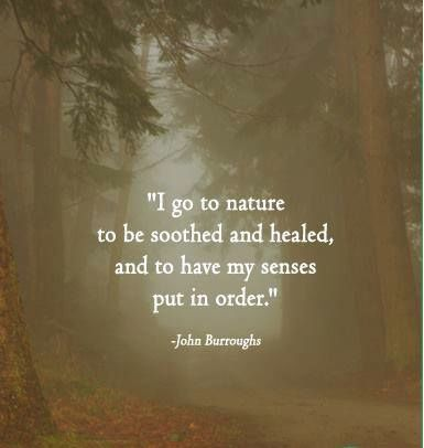 me too,,, especially going to the lake alone to walk on the beach, or walking in the woods in the Fall!