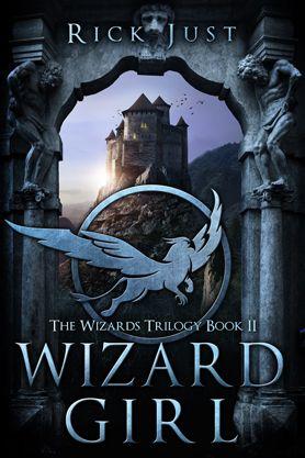 Urban Fantasy, Paranormal, Adventure book cover design2