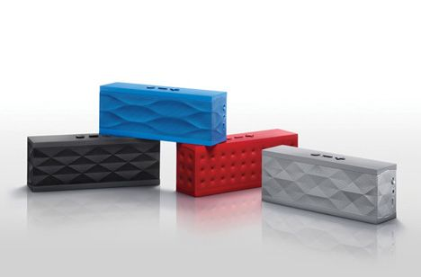Jambox. Coolest, loudest portable speakers ever.