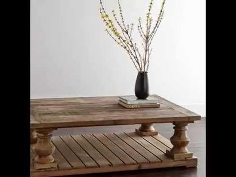Кофейный столик из старого поддона. — Столярный блог.