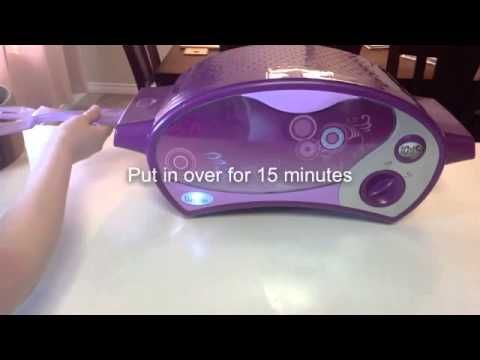 Cheese Omelet in Easy Bake Ultimate Oven *** Trying this
