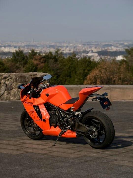 KTM RC8 'Ultimate' (carbon dry Japan) Motos esportivas