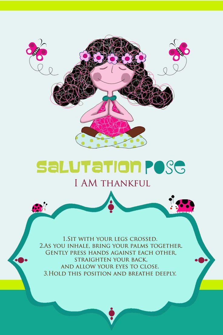 Yoga Card Printable www.etsy.com/shop/idocaredesigns
