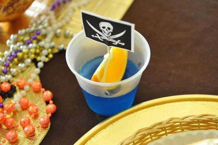 pirate snack | pirate snacks