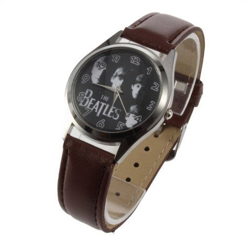 YKS New Beatle Round Fashion Wrist Watch for Men and Women by YKS. $7.99