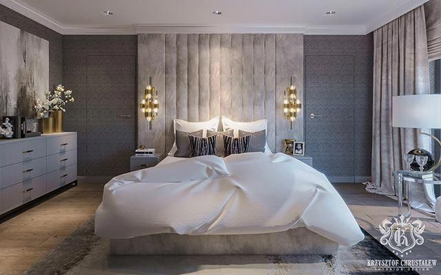 Bedroom Bedroomdesign Europe Glamourinterior Luxurybedroom Warmcolors Newpro Luxury Bedroom Design Interior Design Living Room Decor European Home Decor