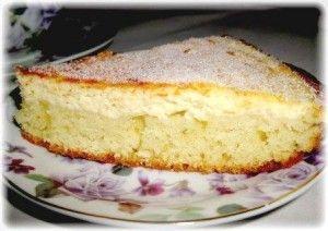 Быстрый пирог с творожной начинкой Ингредиенты (на 8 порций)  Тесто для нижнего слоя:  Сахар – 100 г Масло растительное – 50 г (или сливочное, или маргарин – по желанию) Кефир или сметана – 100 г (1/2 стакана) Яйца – 1 шт Мука – 1 стакан с горкой Сода – 0,5 ч.л. (погасить уксусом или кипятком)  Творожная начинка:  Творог – 1 пачка (желательно без крупинок) Яйца – 2 шт Сметана – 2 ст.л Сахар – 3-4 ст. ложки (по вкусу)