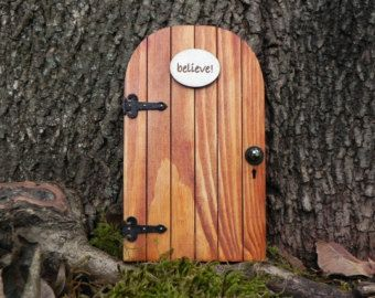 TINY Fairy Door accessories for miniature by TheLittleHedgerow