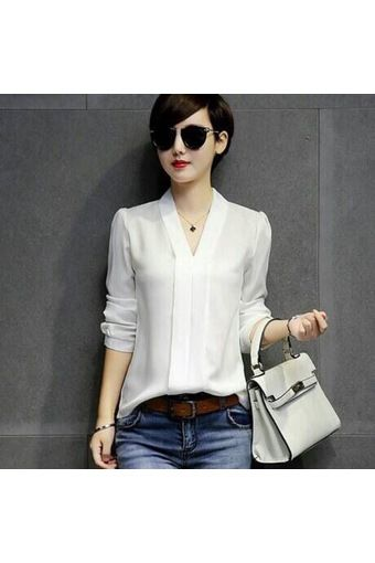 Belanja Shoppaholic Shop Blouse White Zuky Indonesia Murah - Belanja Blouse & Kemeja Wanita di Lazada. FREE ONGKIR & Bisa COD.