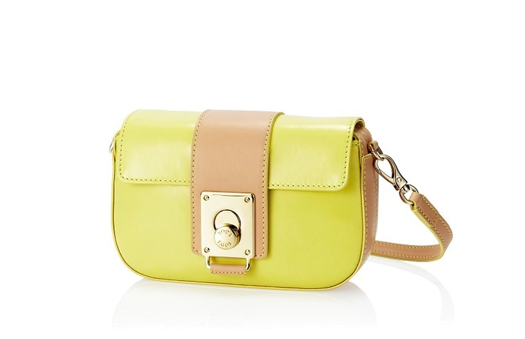 Tod's - Small Shoulder Bag with Lock Detail