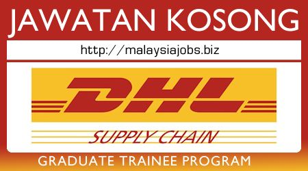 DHL Graduate Trainee Program