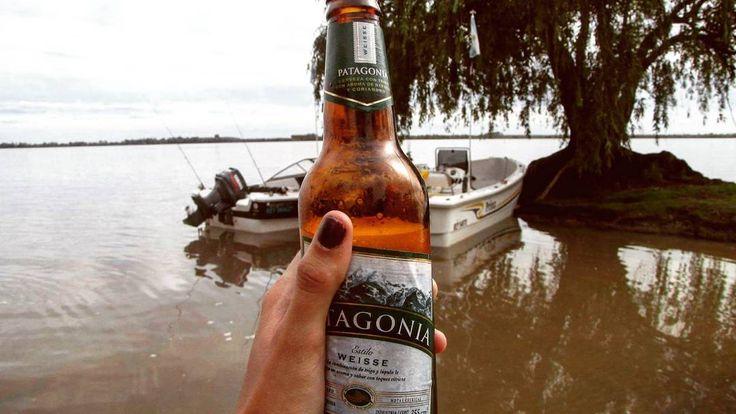 ... Si vos sos el paraíso  #photography #photo #nature #cerveza #Patagonia #lancha #rio #paz #peace
