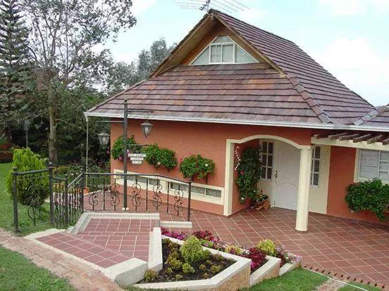 Casa de campo fachadas de casas pinterest casa de campo - Fachadas de casas de campo ...
