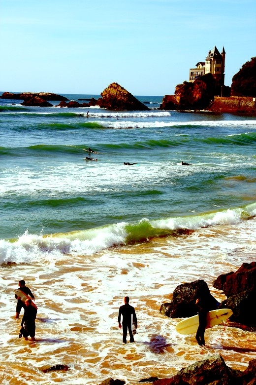 Study abroad in #Biarritz #France! http://www.spiabroad.com/france/