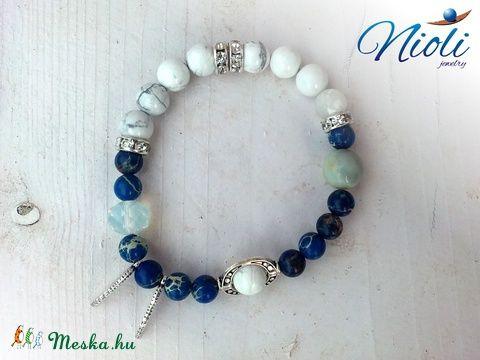 Meska - Azúr égbolt  Niolijewelry kézművestől