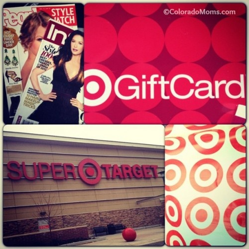 Get a 5 dollar gift card when you buy InStyle & People StyleWatch at Target!