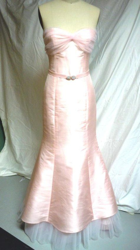 upcycled+prom+dresses | Upcycled Silk Prom Dress – Sewing Projects | BurdaStyle.com