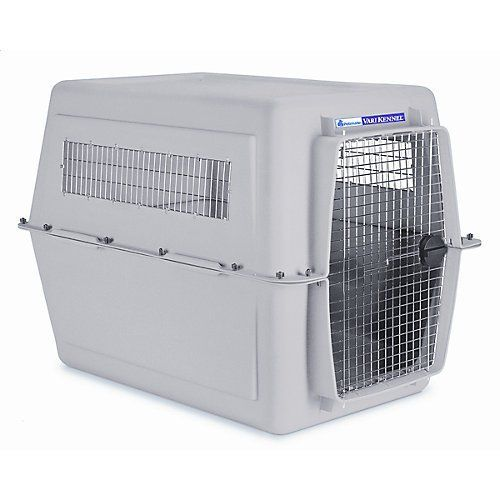 Looking for pet crates for large dogs? After MANY hours of research, we came up with a list of top ten best extra large dog crates for crating big canines.