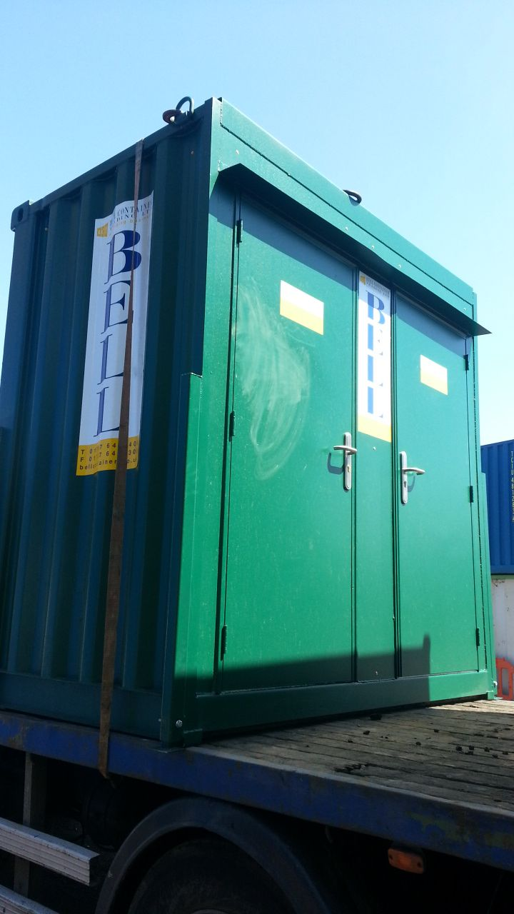 16 best images about container conversions on pinterest for Shipping container public bathroom