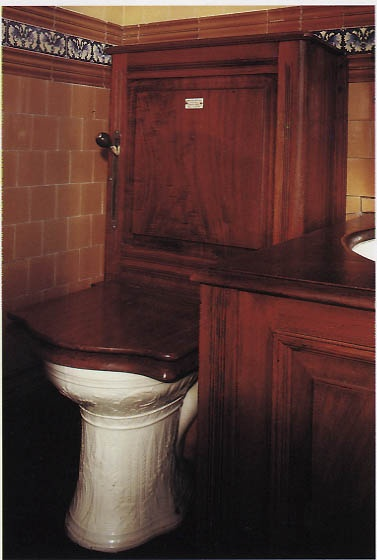 17 Best Images About Bathroom Ideas On Pinterest Edwardian Bathroom Toilets And Victorian