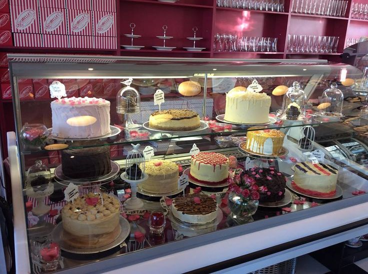 Cake for days! Sweet delights!