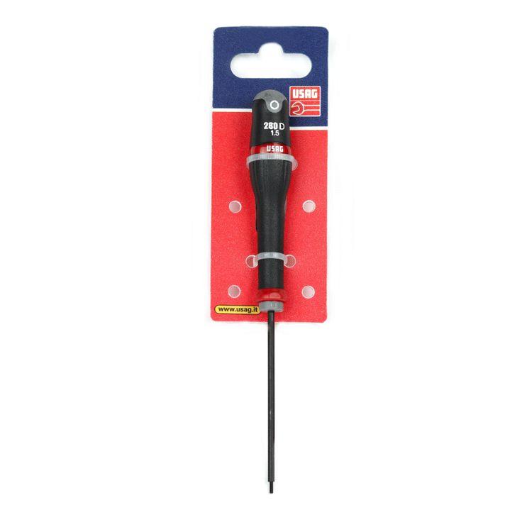 Allen screwdriver 1,5 mm (0,059 inch)   stainless-steel tip   for 3D printing   www.monzamakers.com/categoria-prodotto/accessori   #MonzaMakers #3Dprinting #allen #screwdriver