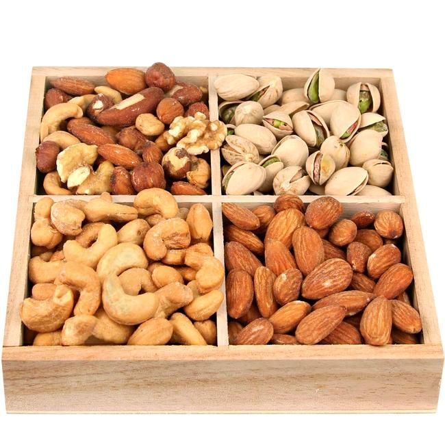 Cheapest nuts and seeds