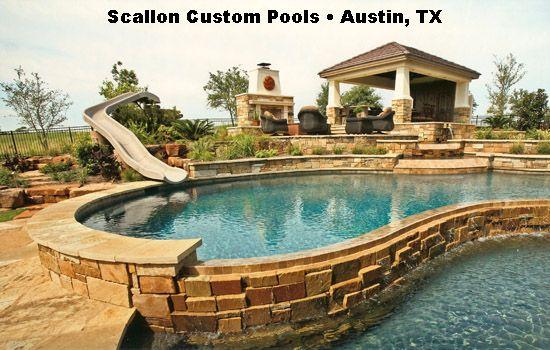 Byos Custom Slide Buckeye Pools Dayton Oh Pool Slides