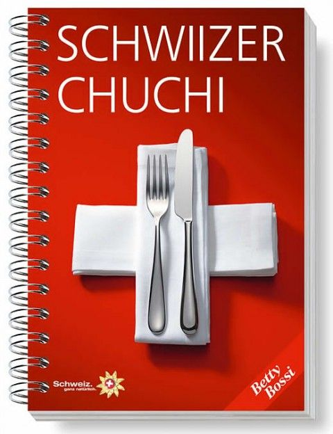Looking for typical Swiss recipes