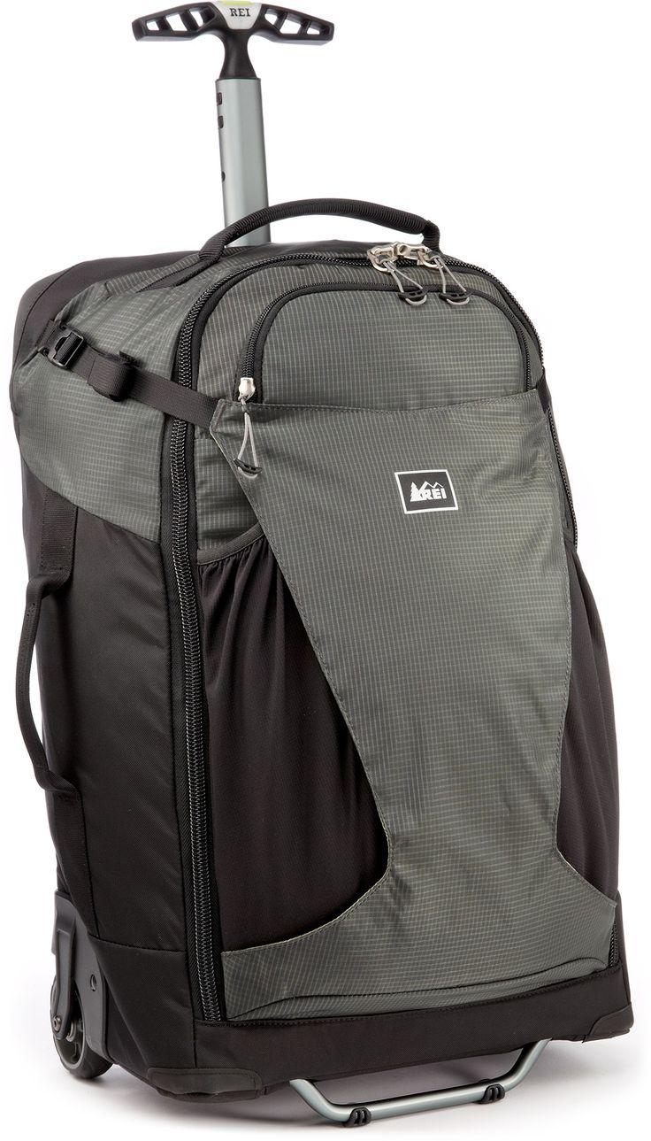 13 best Travel: Wheeled Backpacks images on Pinterest ...