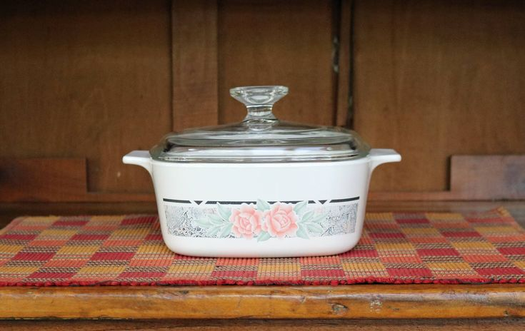 251 Best Corning Ware For Art Thou Images On Pinterest