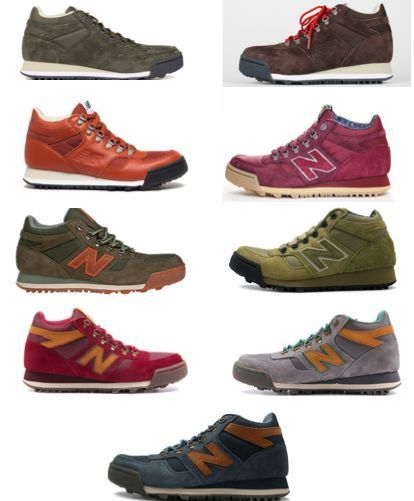New Balance H710 Outdoor Classic Hiking Mens Sneakers New In Box Retail   110  6919bee6b