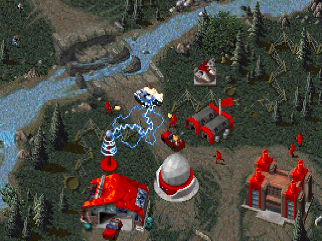Command and Conquer - Red Alert 1996