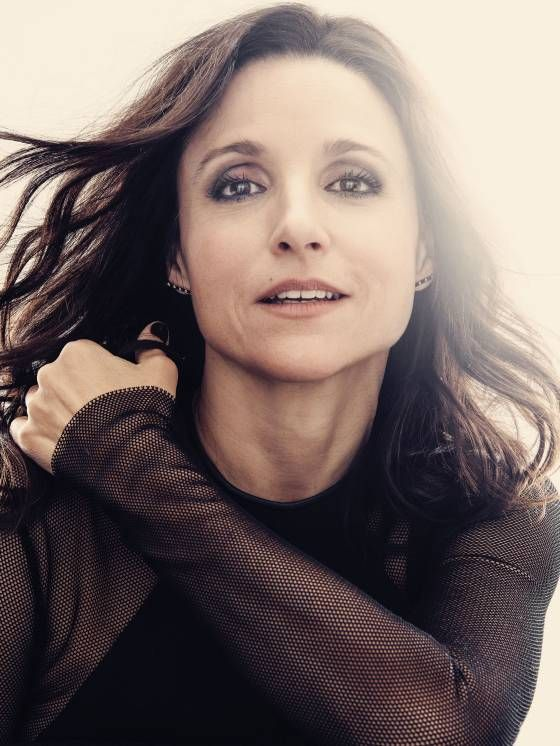 Julia Louis-Dreyfus. Photo: Christopher Anderson/Magnum Photos/New York Magazine.