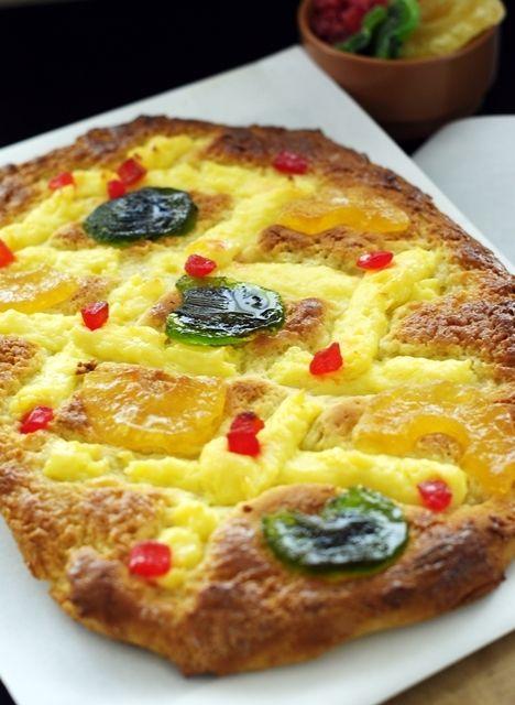 #pizza delle baleari: la coca di pimiento