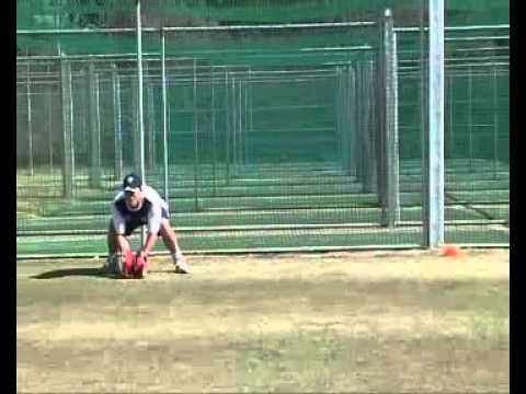 Wicket Keeping: Standing Back Drills 2/3