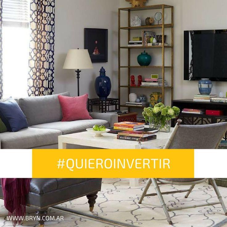 TE INTERESA COMPRAR / VENDER / INVERTIR / DESARROLLAR EN EL MERCADO INMOBILIARIO? NOS INTERESA TENERTE COMO CLIENTE! ESCRIBINOS A HOLA@BRYN.COM.AR #inmuebles #alquila #compra #vende #credito #hipotecario #departamento #argentina #buenosaires #belgrano #nuñez #palermo #inmobiliaria #aptocredito #arquitectura #hogar #propiedades #inmueble #quierocomprar #quierovender #quieroinvertir #bryn #asesorinmobiliario
