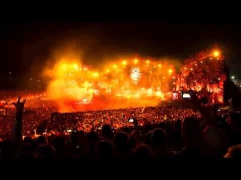 Ping Pong vs. Tremor (Hardwell Tomorrowland Mashup) (Hardwell Live Tomorrowland 2014) - YouTube