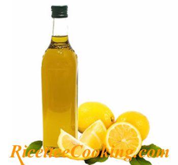 Ingredienti: olio extravergine di oliva, limoni da agricoltura biologica