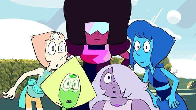 """i just received news that """"Gem Harvest"""" will being airing in November 17th with a source from geekgirlauthority! It is confirmed and here is a leaked picture from it! if it isn't true, i'll check it out but in the meantime, enjoy this! #stevenuniverse #suspoilers"""