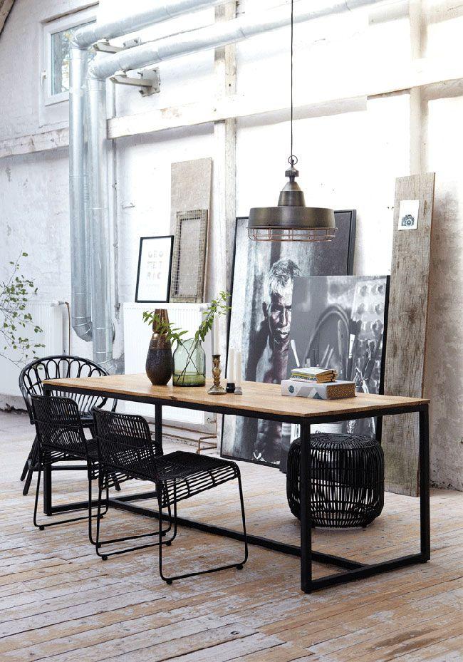 283 best Deco Atelier Loft / Industrial Style images on Pinterest ...