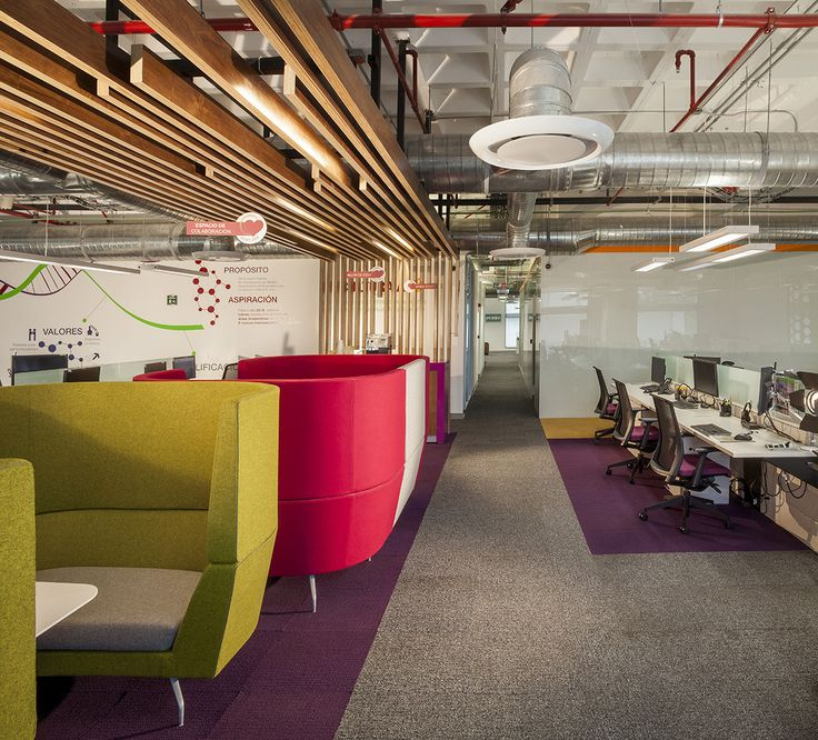 Inside AstraZenecas Modern Mexico City Office