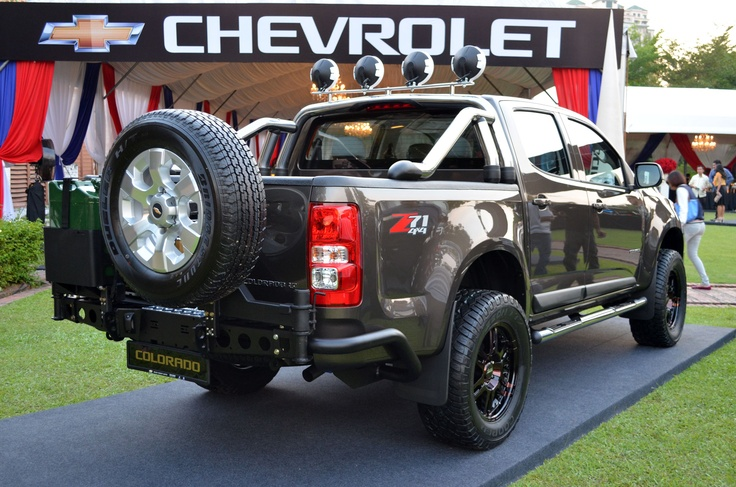New 2012 Chevy Colorado/S-10